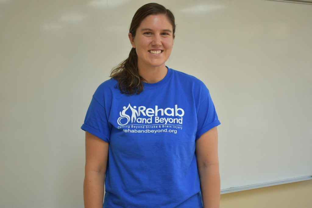 Keenan Whitesides Neurological and Physical Rehabilitative Trainer at Rehab and Beyond Non-profit