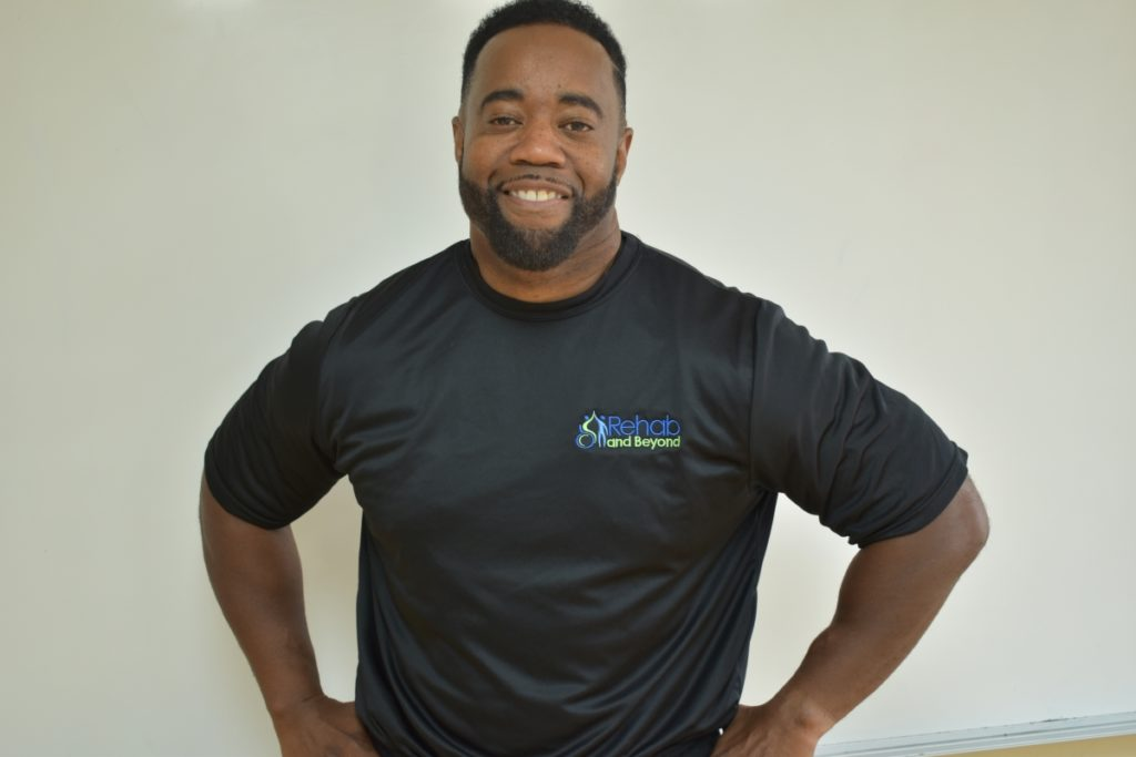 Rehab and Beyond Founder and CEO Coach Stan Maddox
