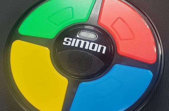 Image of Hasbro Simon Game
